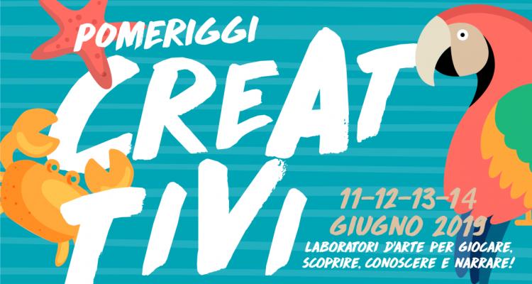 Pomeriggi Creattivi 2019